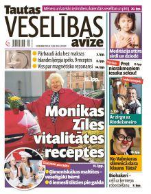 E- Tautas Veselības Avīze Nr. 11, 2015