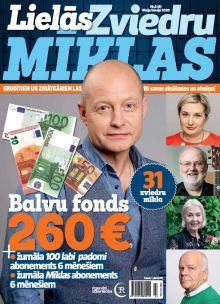 E- Lielās Zviedru mīklas Nr. 3, 2020