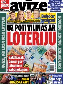 E- Kas Jauns Avīze Nr. 20, 2021